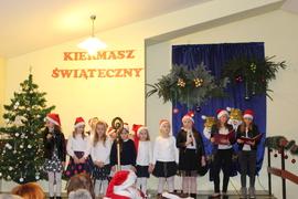 Galeria III Szkolny Kiermasz Świąteczny w Cieciułowie