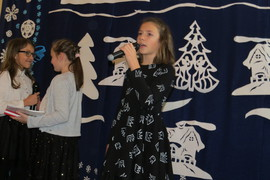 Galeria I Gala Świąteczna w dniu 21 grudnia 2018 roku