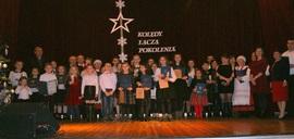 Galeria XVIII Regionalny Przegląd Kolęd w Rudnikach w dniu 6 stycznia 2019 roku