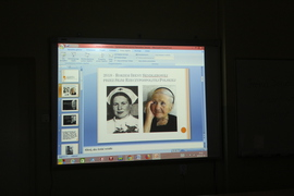 Galeria Projektowanie prezentacji o Irenie Sendlerowej