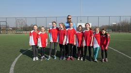 Galeria Piłka nożna - dziewczęta (05.04.2019 r.)