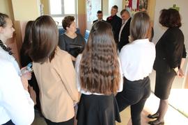 Galeria Egzamin ósmoklasisty z matematyki (16.04.2019 r.)