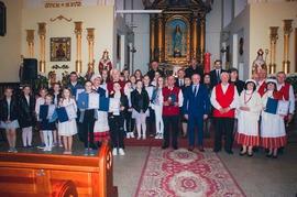 Galeria Ala, Cezary i Błażej w Przeglądzie Pieśni Maryjnej i Pielgrzymkowej w Rudnikach