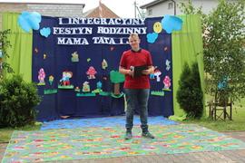 "Galeria I Integracyjny Festyn Rodzinny ""Mama. tata i ja"" 01.06.2019 r."