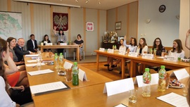 Galeria I Sesja Dziecięcej Rady Gminy w dniu 3 czerwca 2019 roku