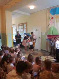 Galeria Zakończenie roku przedszkolnego 18.06.2019 r.