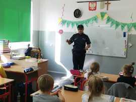 Galeria Spotkanie z policjantem - 26.09.2019 r.