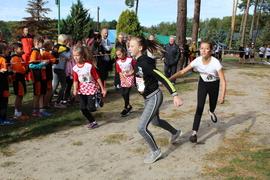 Galeria Mistrzostwa Powiatu w Sztafetowych Biegach Przełajowych - Stare Olesno