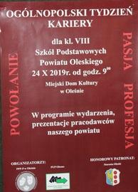 Galeria Konferencja   w ramach Ogólnopolskiego Tygodnia Kariery 2019