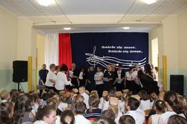 Galeria II Szkolny Festiwal Pieśni Patriotycznych