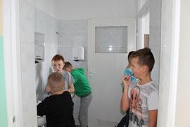 Galeria Fluoryzacja w naszej szkole