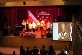 Galeria Uroczystość z okazji Święta Niepodległości w Rudnikach