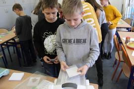 Galeria Kartki świąteczne - warsztaty plastyczne dla uczniów klas V - VI