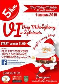 Galeria VI Bieg Mikołajkowy w Żytniowie