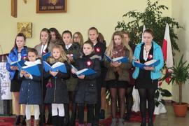 Galeria Koncert Patriotyczny w Cieciułowie