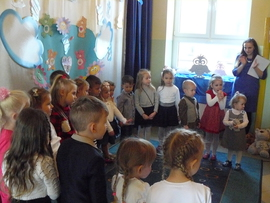 Galeria Pasowanie na przedszkolaka