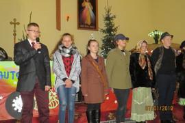 Galeria Jasełka Parafialne w Cieciułowie