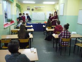Galeria Konkurs Języka Angielskiego w Cieciułowie