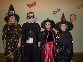 Galeria Bal Karnawałowy dla przedszkolaków i uczniów klasy I