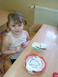 Galeria Zdrowe odżywianie w małym przedszkolu