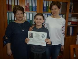 Galeria Nagroda dla Kamila Sobańtki