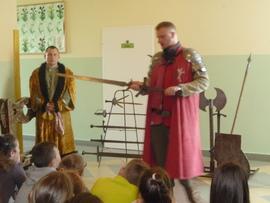 Galeria Życie i kultura w średniowieczu - żywa lekcja historii