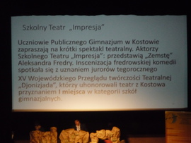Galeria IV Forum Ucznia Zdolnego w Kluczborku