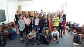Galeria Zielona Szkoła w Dźwirzynie - 25.05.2018 r.