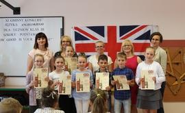 Galeria Gminny Konkurs Języka Angielskiego
