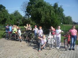 Galeria Egzamin na kartę rowerową 2018
