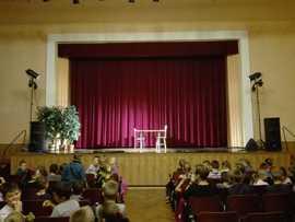 Galeria Z wizytą w kinie i w teatrze muzycznym