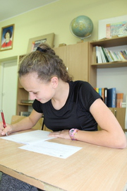 Galeria Wojewódzki Konkurs Matematyczny - etap szkolny