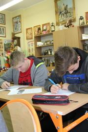 Galeria Wojewódzki Konkurs Historyczny - etap szkolny