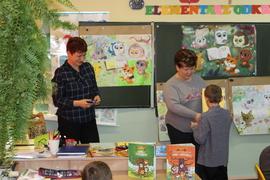 Galeria Akcja czytelnicza w klasie I i II - podsumowanie